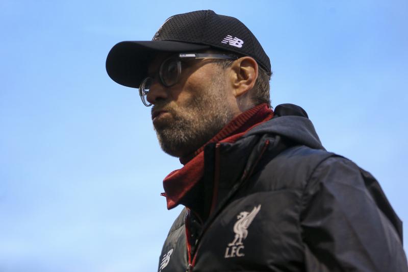 Jurgen Klopp Says Liverpool First Team Will Not Feature in Shrewsbury Replay