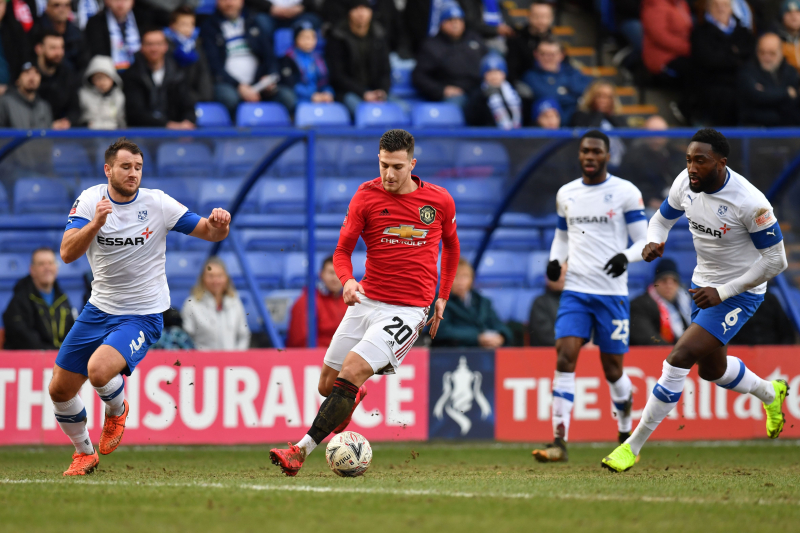 Diogo Dalot Talks 'Tough Journey' After Goal in Manchester United's FA Cup Win