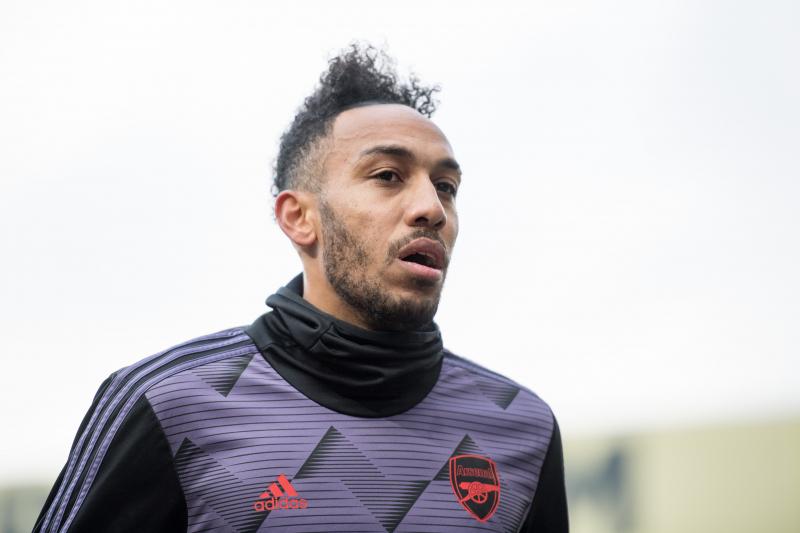 Report: Pierre-Emerick Aubameyang Is Barcelona's 'Top' January Transfer Target