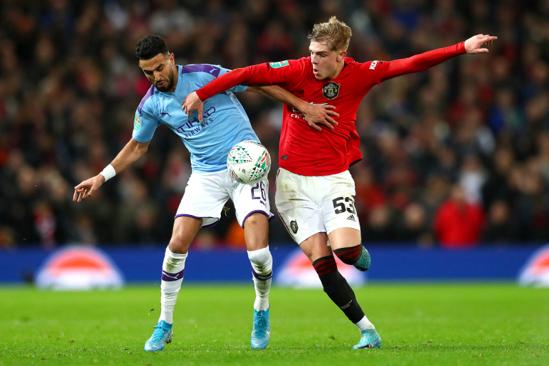Manchester City vs. Manchester United: Carabao Cup Leg 2 Odds, Live Stream, More
