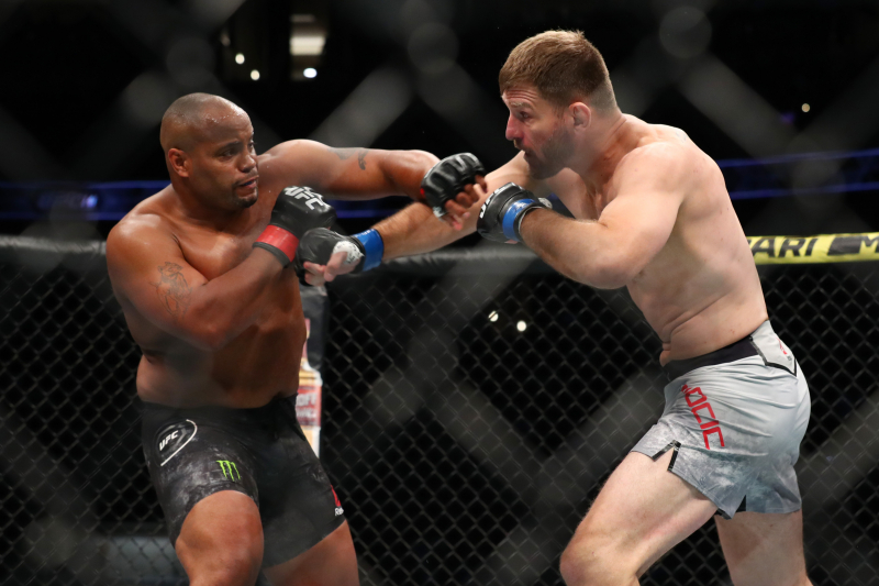 Daniel Cormier: Stipe Miocic 'Has the Ability to Retire Me' in Next UFC Fight