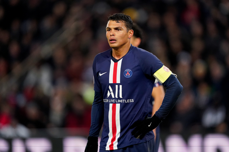 Thiago Silva's Agent Says 'We Cannot Wait Forever' for PSG Contract Extension
