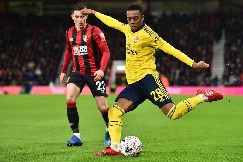 Bukayo Saka, Eddie Nketiah Score as Arsenal Beat Bournemouth in 2020 FA Cup