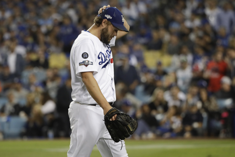 Dodgers' Clayton Kershaw Says Astros Haven't Shown Remorse for Scandal