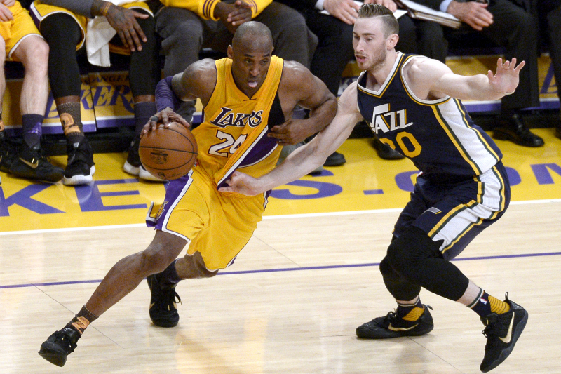 Gordon Hayward Refutes Tirico's Story: 'Kobe Would Have Lost Respect for Me'