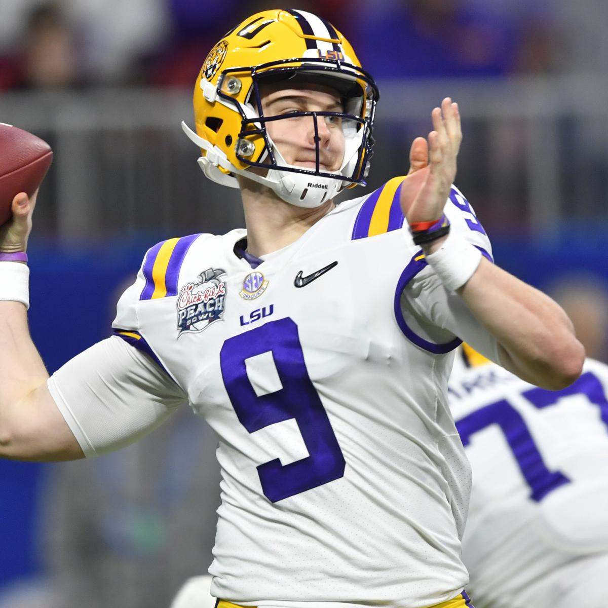 2020 NFL Draft Rumors: Execs 'Concerned' with Quality of QBs After Joe Burrow