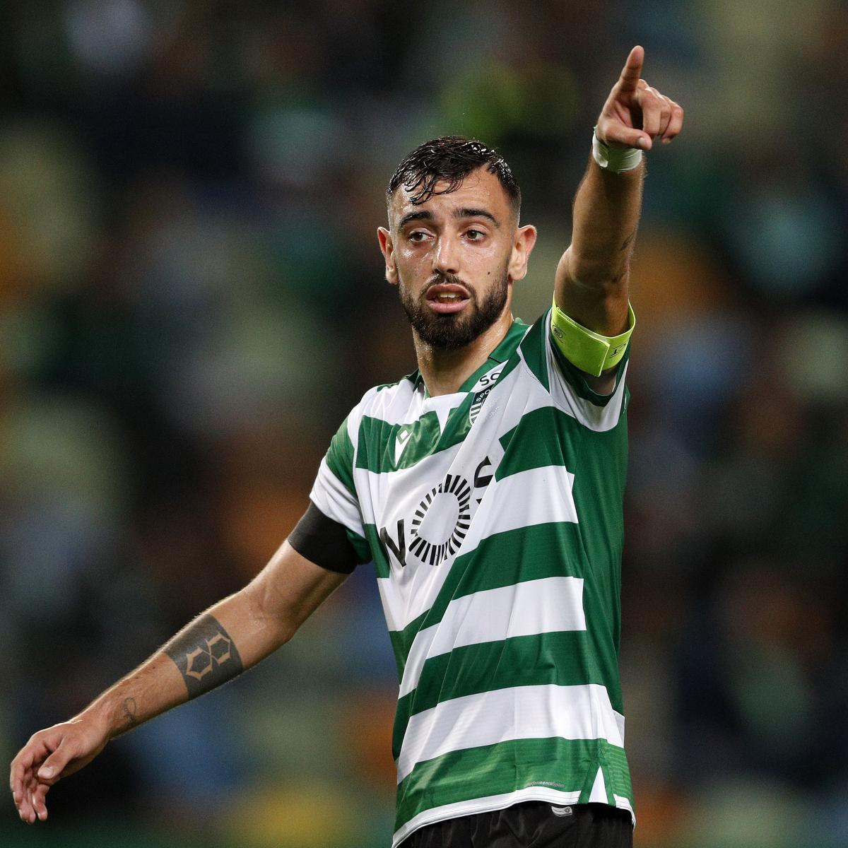 Bruno Fernandes 'Always' Preferred EPL; Manchester United Medical Reportedly Set | Bleacher Report | Latest News, Videos and Highlights