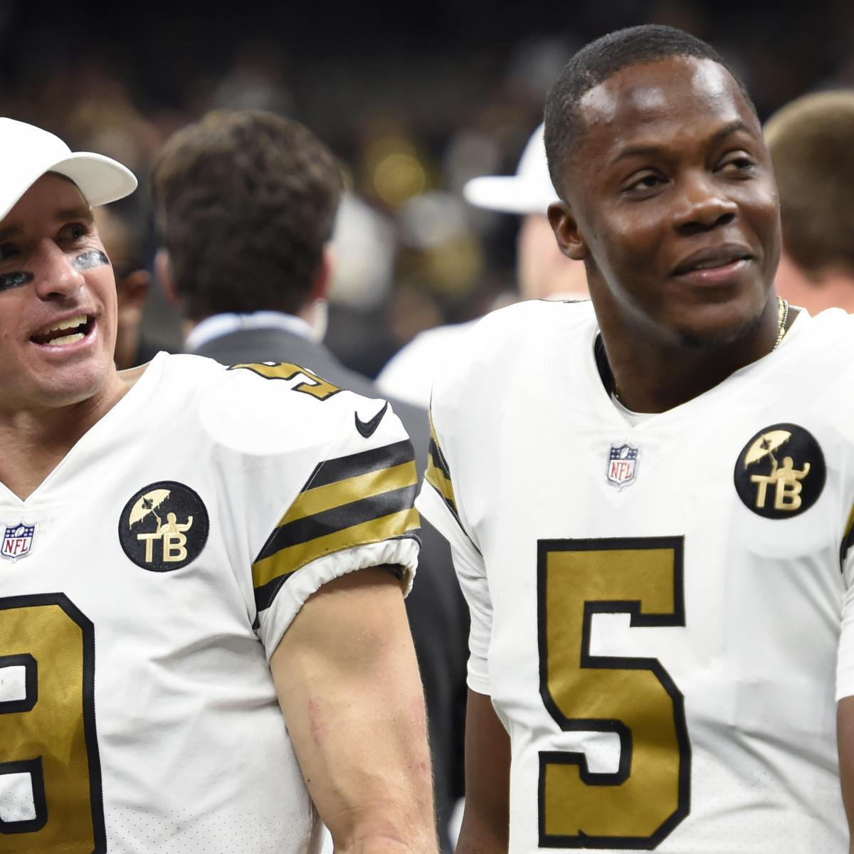 Alvin Kamara: Saints Need to Print Money to Re-Sign Brees, Bridgewater, Hill