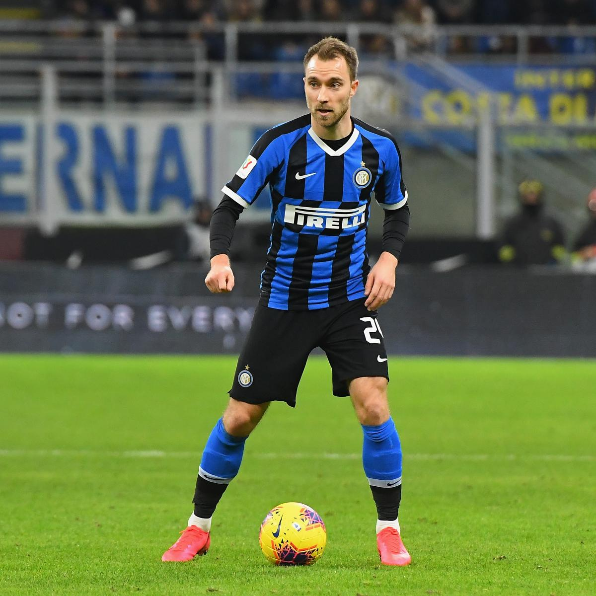 antonio conte christian eriksen s inter milan debut came earlier than planned bleacher report latest news videos and highlights christian eriksen s inter milan debut