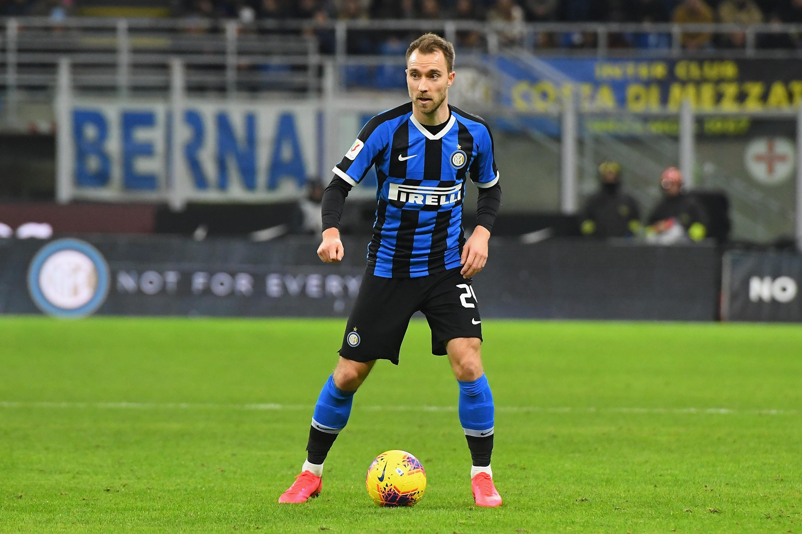Antonio Conte Christian Eriksen S Inter Milan Debut Came Earlier Than Planned Bleacher Report Latest News Videos And Highlights