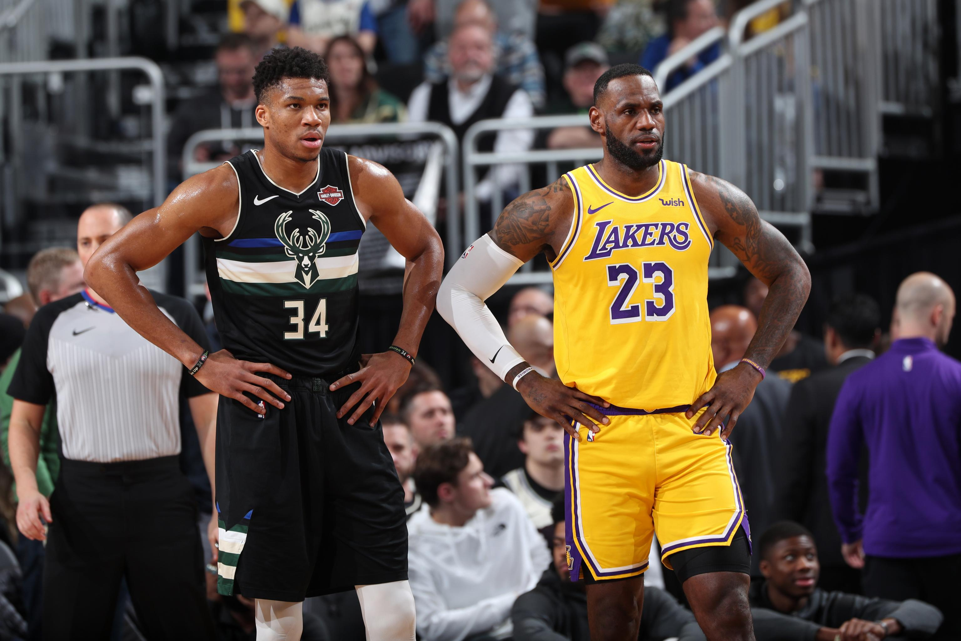 NBA All-Star Game 2020 Draft: TV Schedule for LeBron vs. Giannis ...