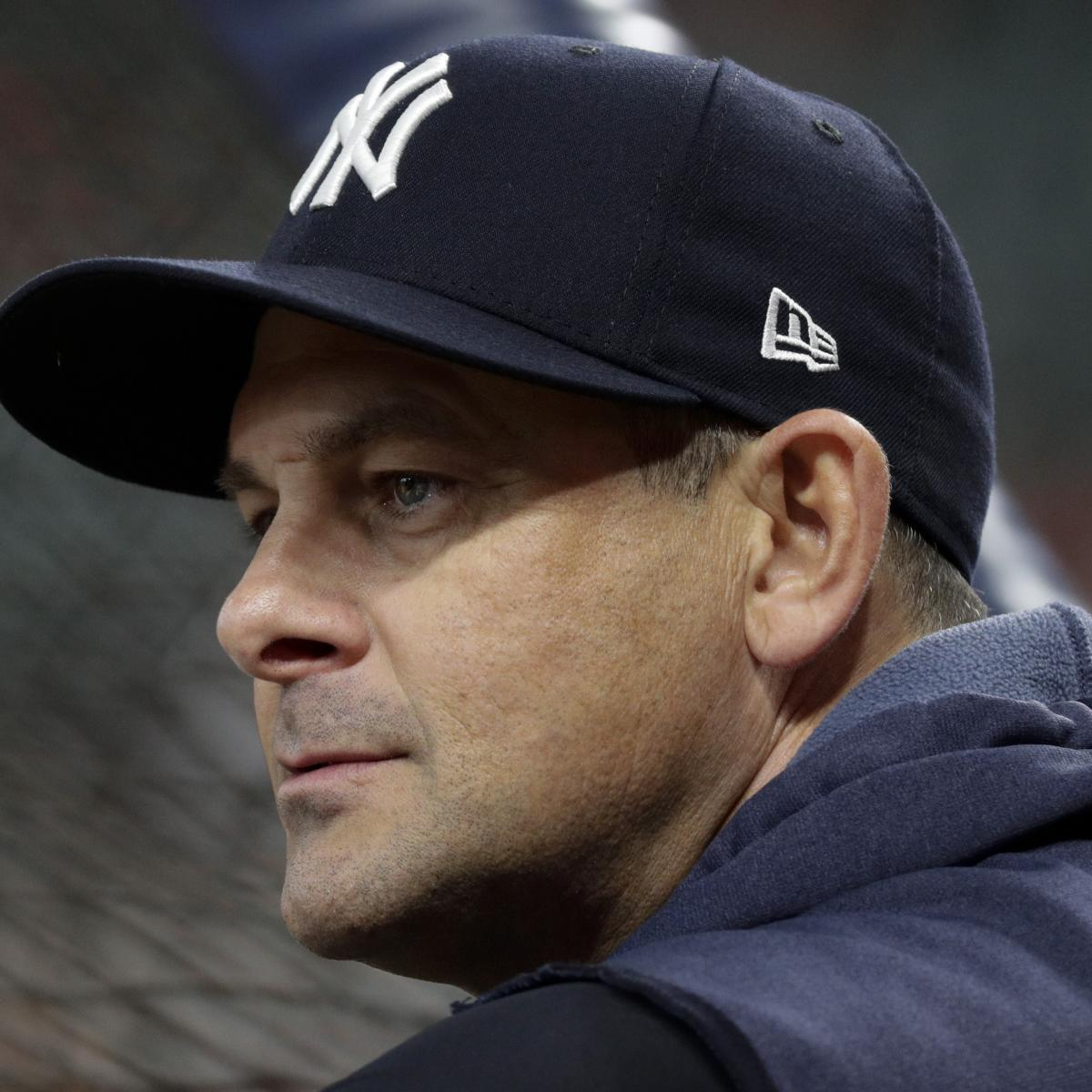Aaron Boone 2.0: Yankees Manager Faces New Set of Challenges for 2020 Season