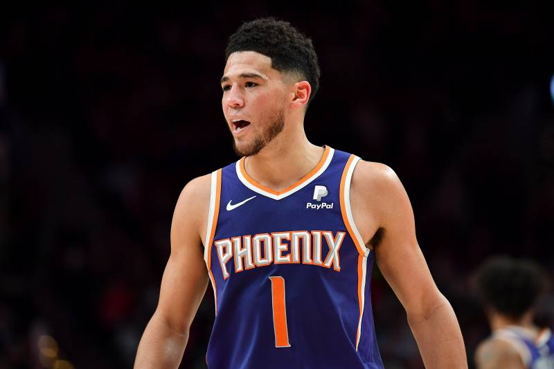Timberwolves Karl Anthony Towns Calls Devin Booker All Star Snub