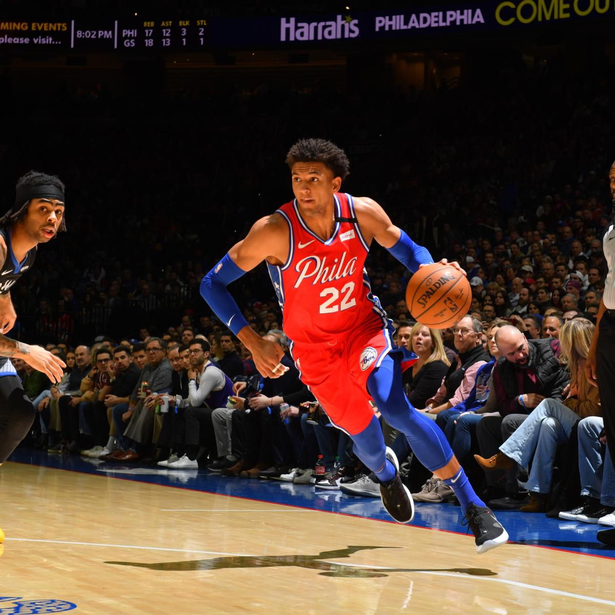 Nba Rising Stars Challenge: Matisse Thybulle's Agent Criticizes NBA Assistant Coaches