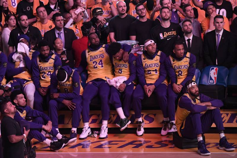Lakers Honor Kobe Bryant With Lebron Speech Tribute Video In Pregame Ceremony Bleacher Report Latest News Videos And Highlights
