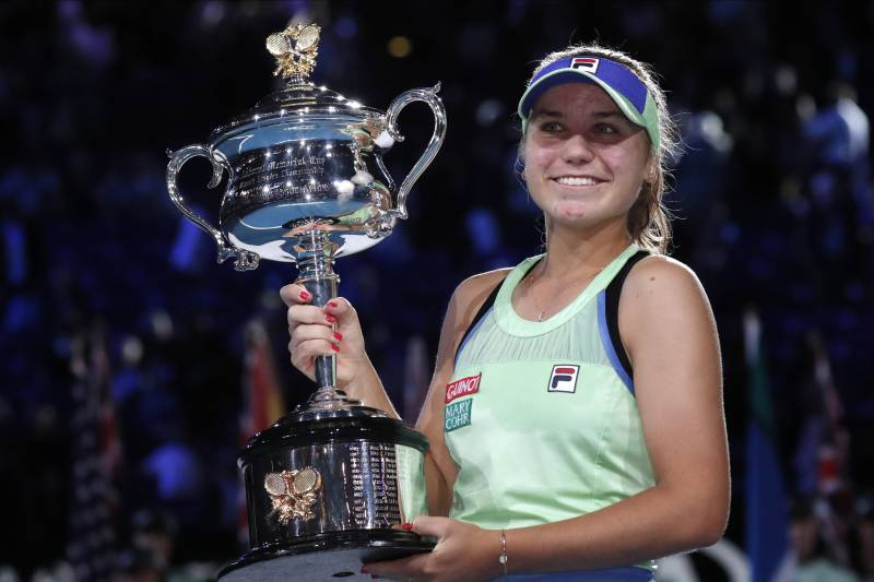 2020 australian open winner