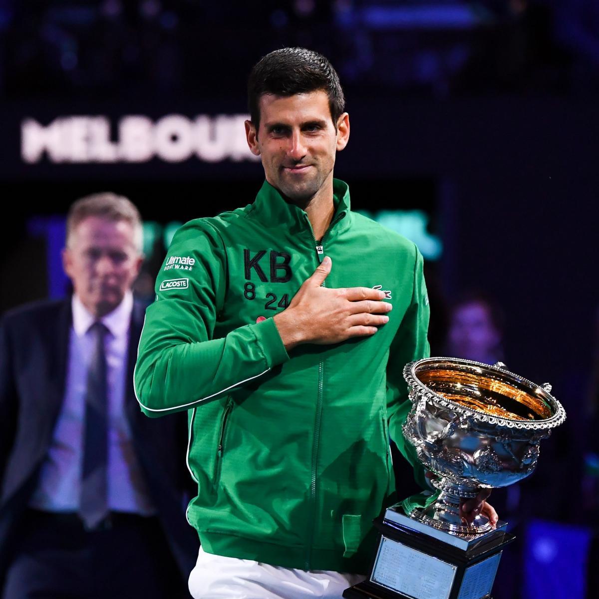 Australian Open 2020 Men S Final Winner Score And Twitter Reaction Bleacher Report Latest News Videos And Highlights