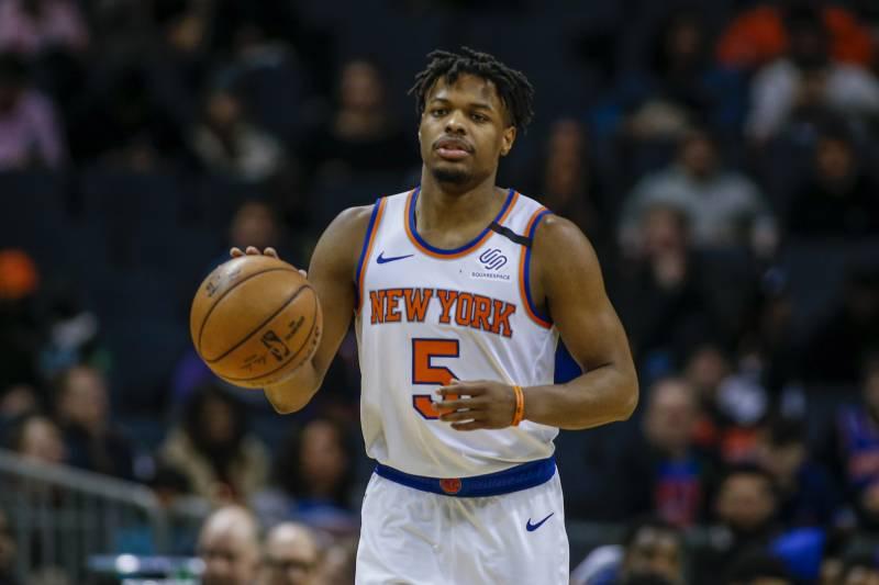 Knicks Trade Rumors Dennis Smith Jr Drawing Interest From
