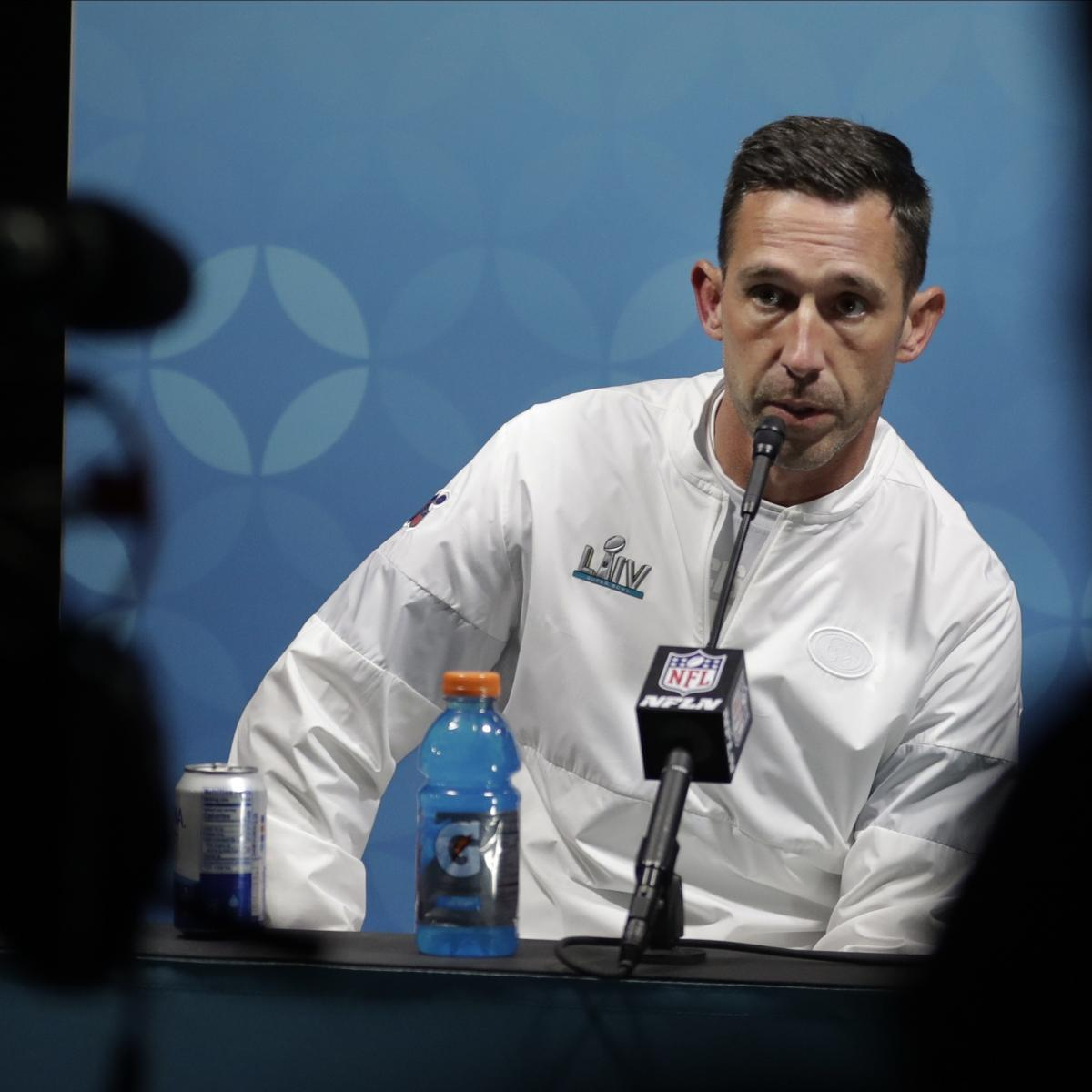 George Kittle Says 'S--t, It Was Brutal' Watching Kyle Shanahan After 49ers Loss