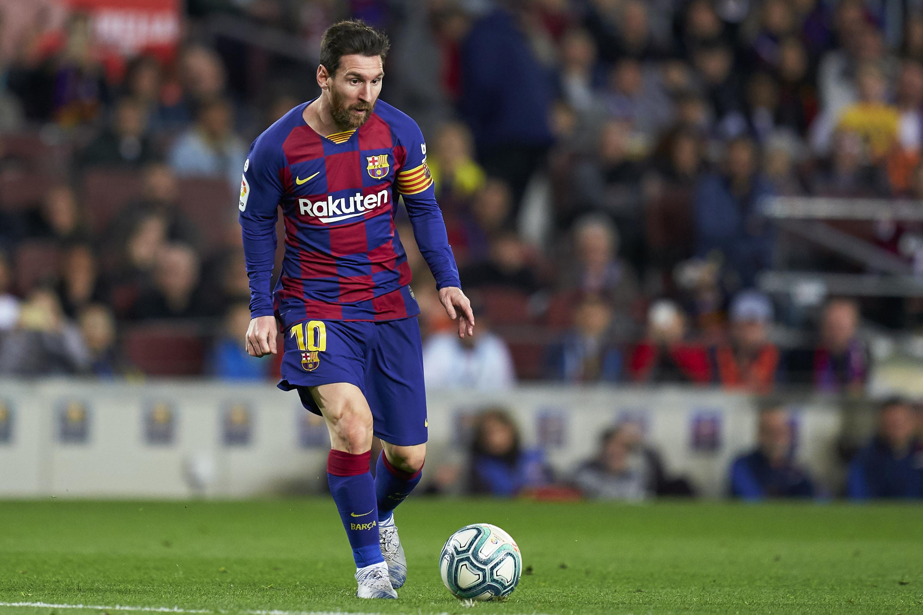 Lionel Messi Hits Out At Barcelona Director Over Ernesto Valverde Comments Bleacher Report Latest News Videos And Highlights