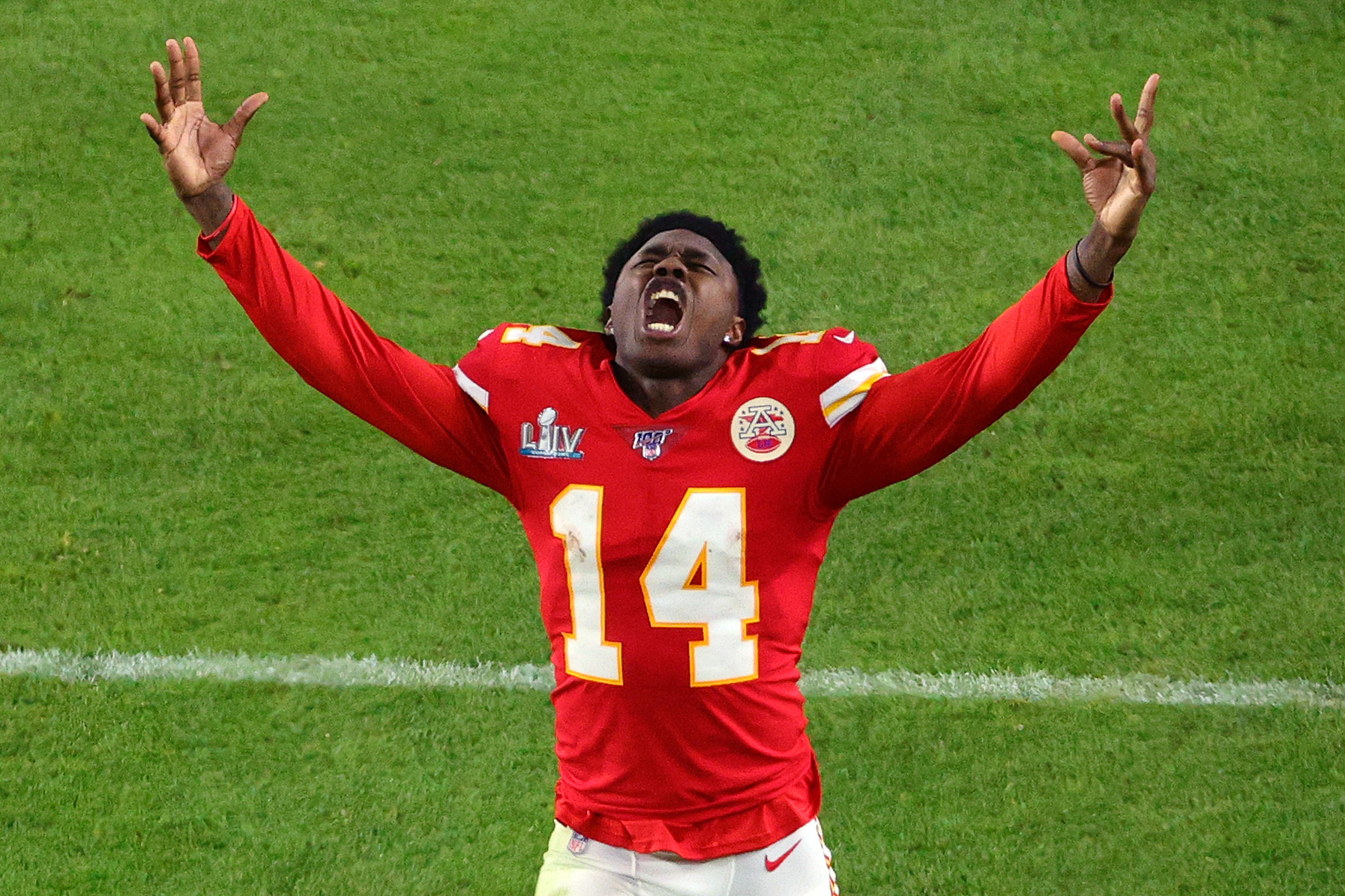 Report: Chiefs Want to Keep WR Sammy Watkins Amid Salary-Cap Concerns |  Bleacher Report | Latest News, Videos and Highlights