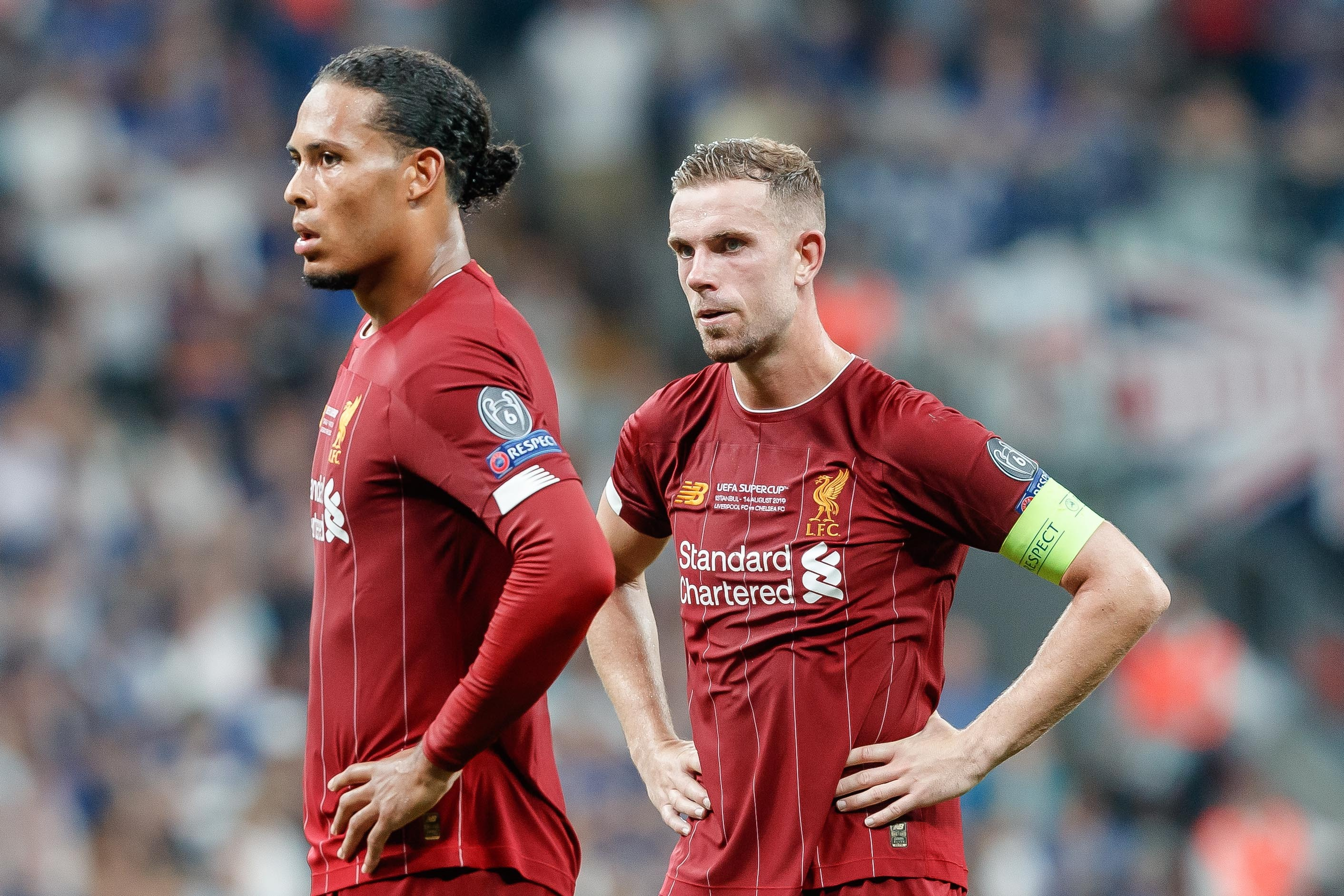 Rio Ferdinand Says Liverpool S Virgil Van Dijk Is Not Player Of The Year Bleacher Report Latest News Videos And Highlights
