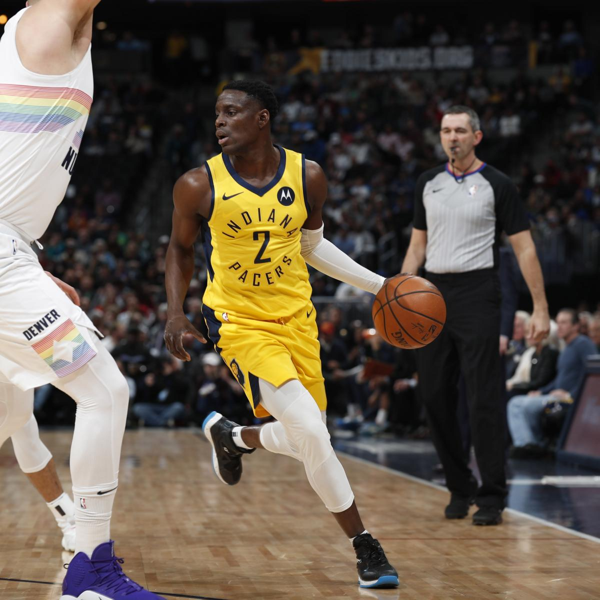 Darren Collison: 'Ain't Nothing To' Attending Lakers Game amid Free-Agent Rumors