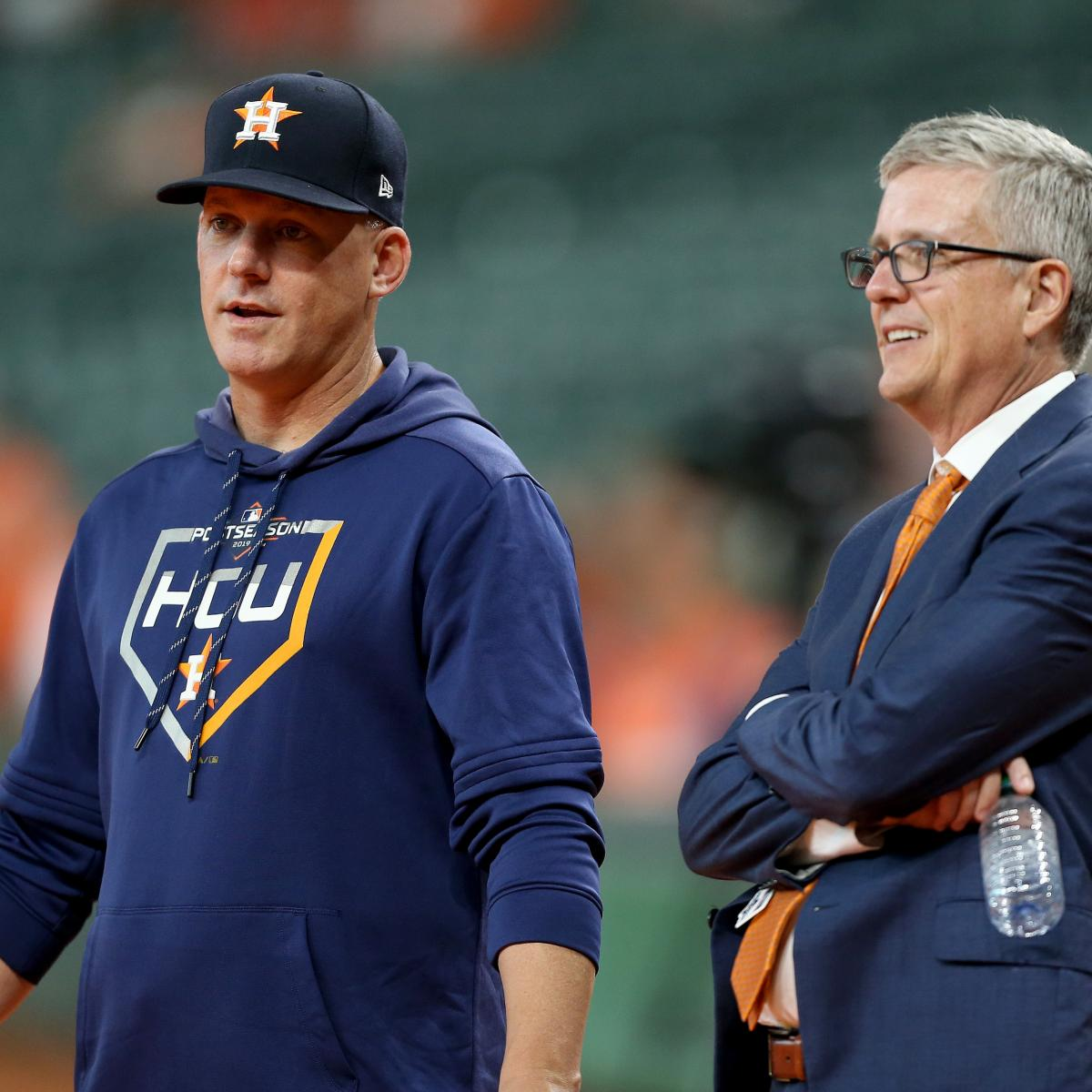 Astros' Use of 'Codebreaker' in Cheating Scandal Detailed in New WSJ Report