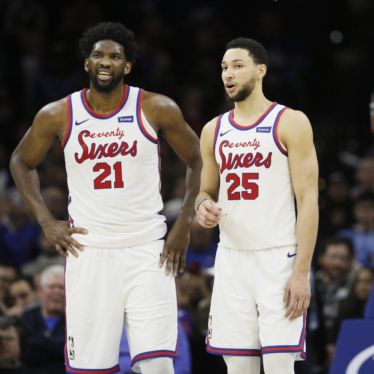 Joel Embiid, Ben Simmons 'Problem' Discussed by 76ers GM Elton Brand