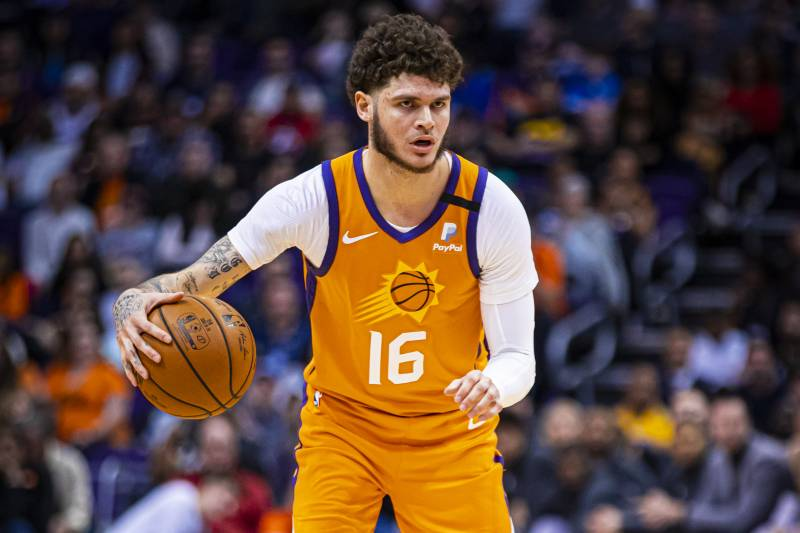 Phoenix Suns Tyler Johnson Reportedly Waived by Suns, Will Be UFA After ...