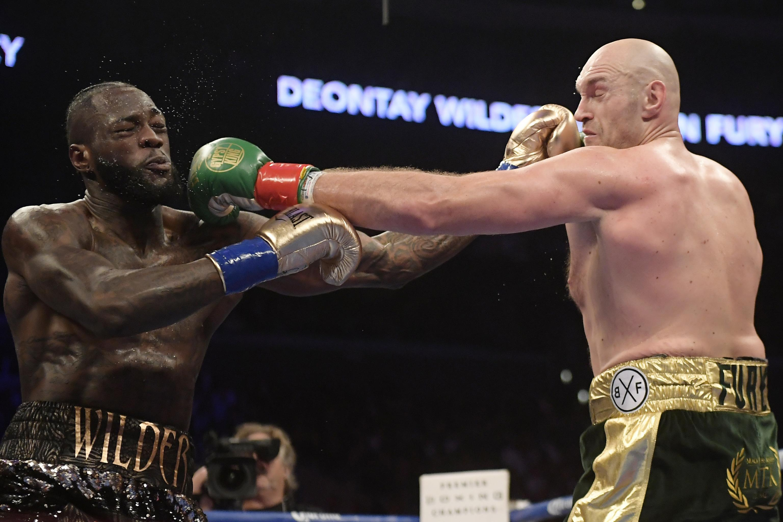Latest Odds and Predictions for Deontay Wilder vs. Tyson Fury 2 ...