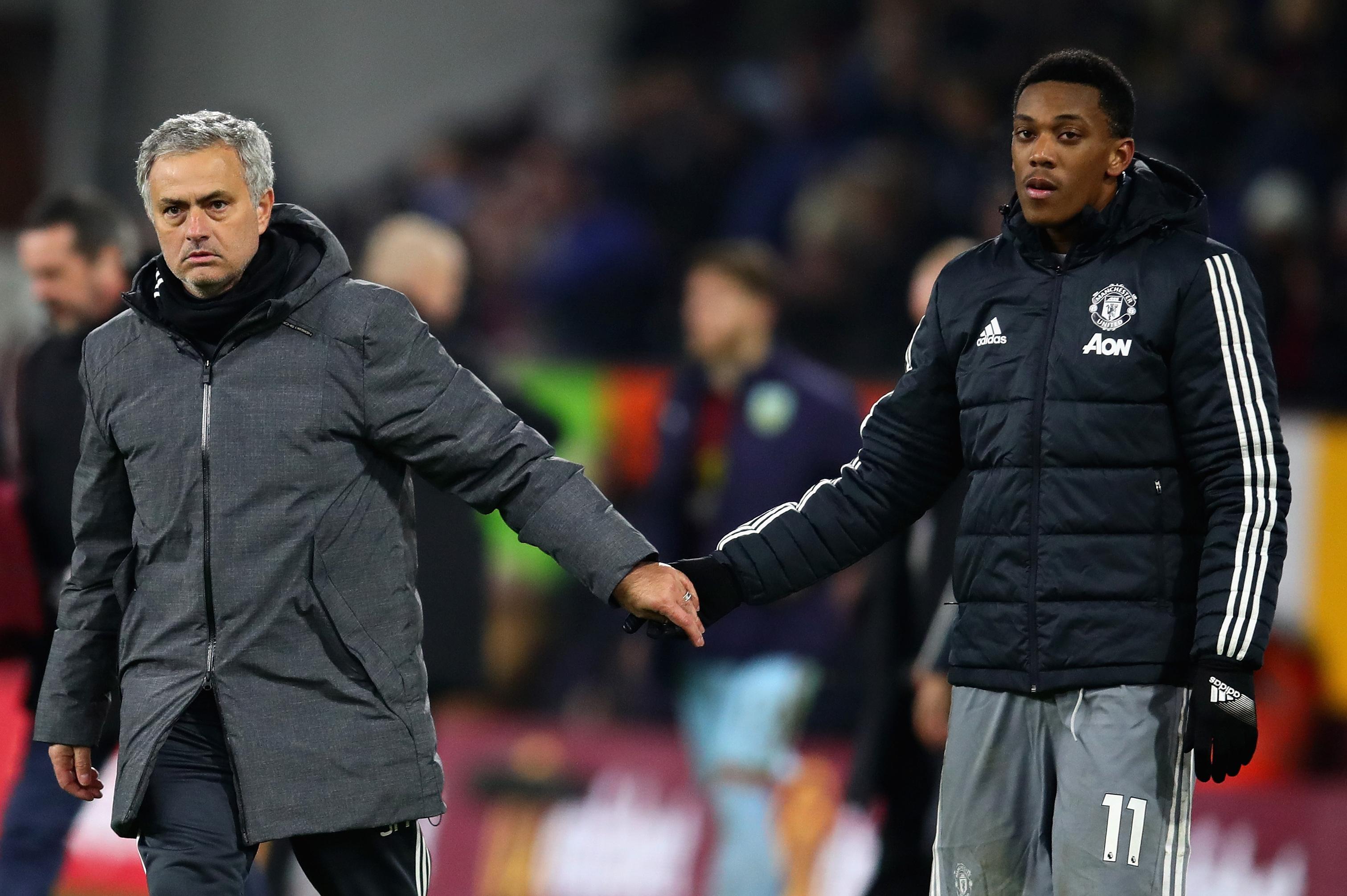Image result for martial mourinho
