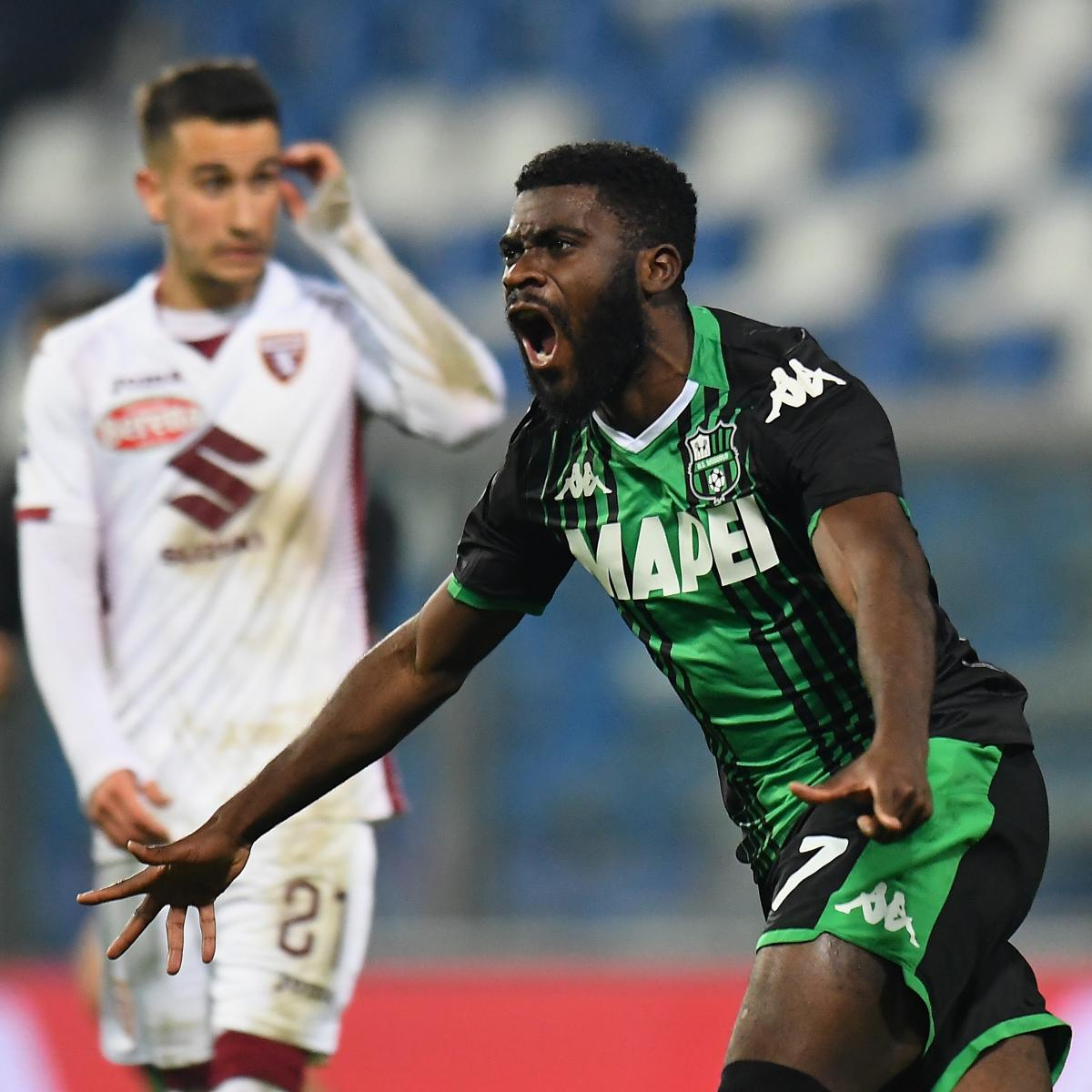 Jeremie Boga's Agent Says Chelsea Still Monitoring Player 'With Great Interest'