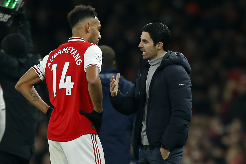 Pierre-Emerick Aubameyang: Arsenal 'Feeling Much Better' Under ...
