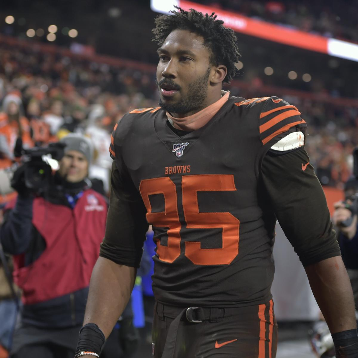 NFL Makes Right Move Reinstating Myles Garrett, But Reputation Forever Tarnished