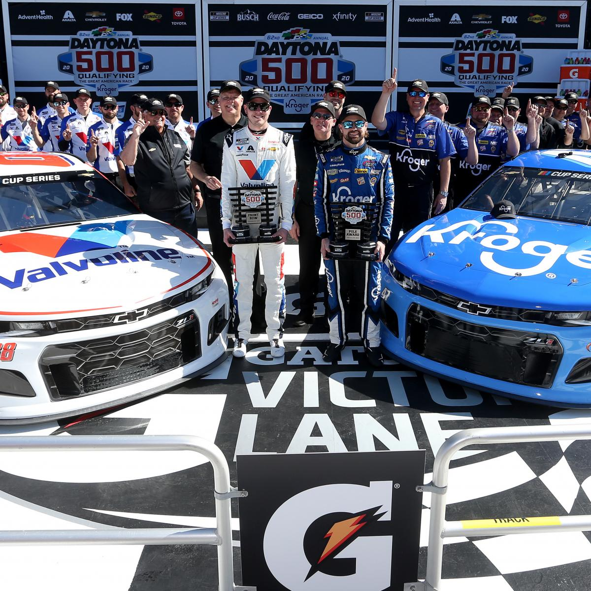 Daytona 500 Qualifying 2020 Results and Latest Driver Odds