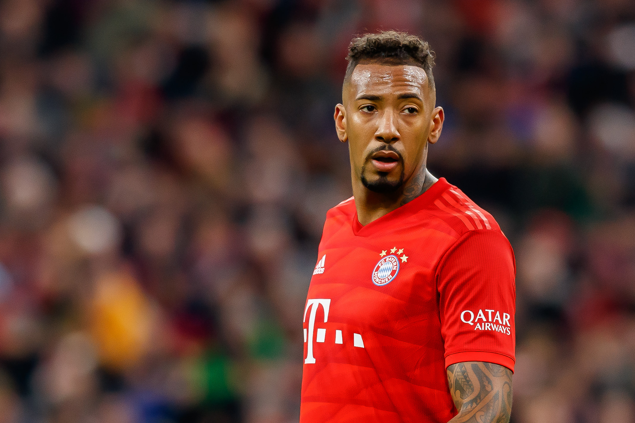 Jerome Boateng Not Opposed To Germany Return Talks Joachim Low Relationship Bleacher Report Latest News Videos And Highlights