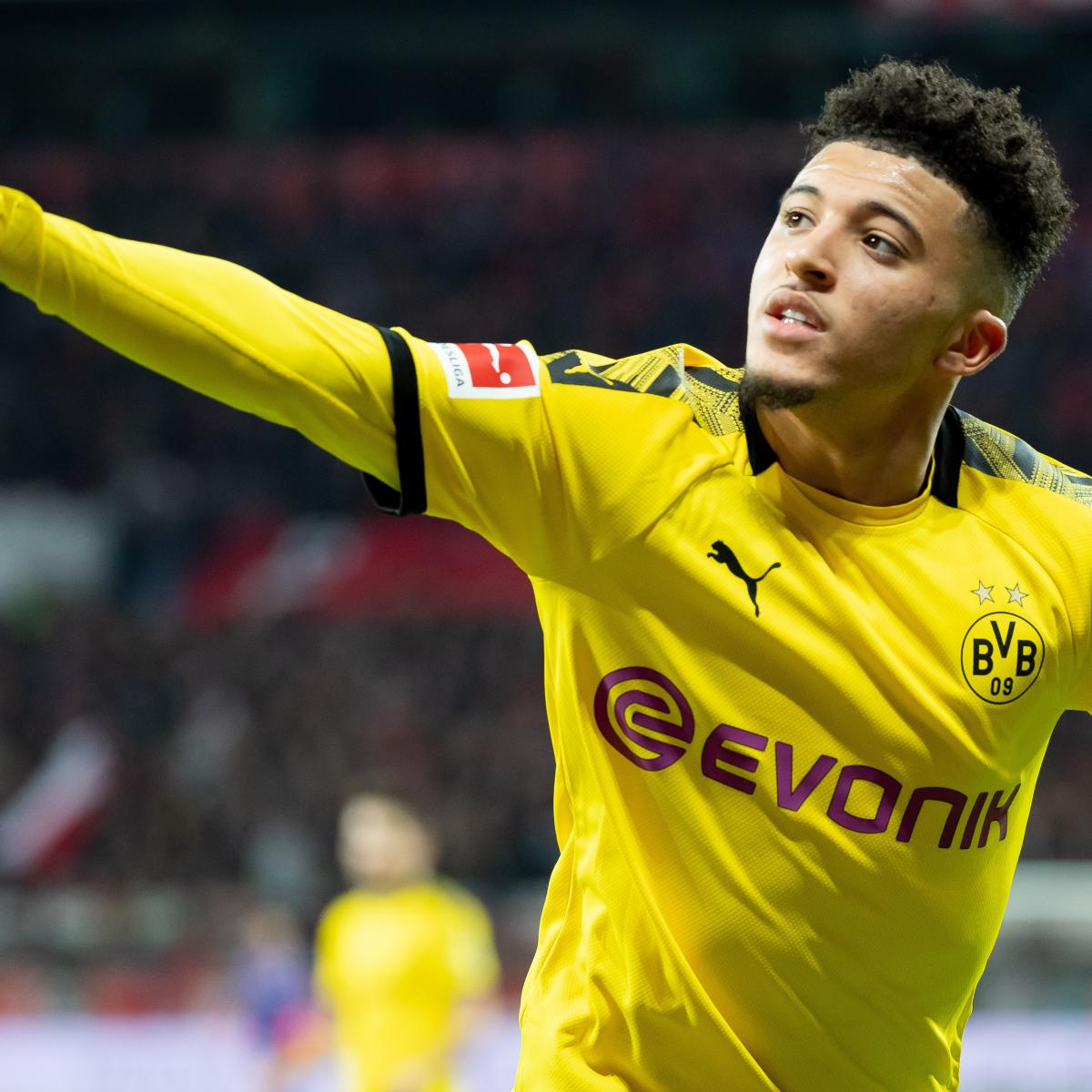 Analysing How Jadon Sancho Can Become English Football's Most Expensive Signing