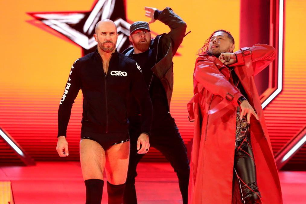 Sami Zayn and 6 Stars Criminally Underused by WWE and AEW in 2020