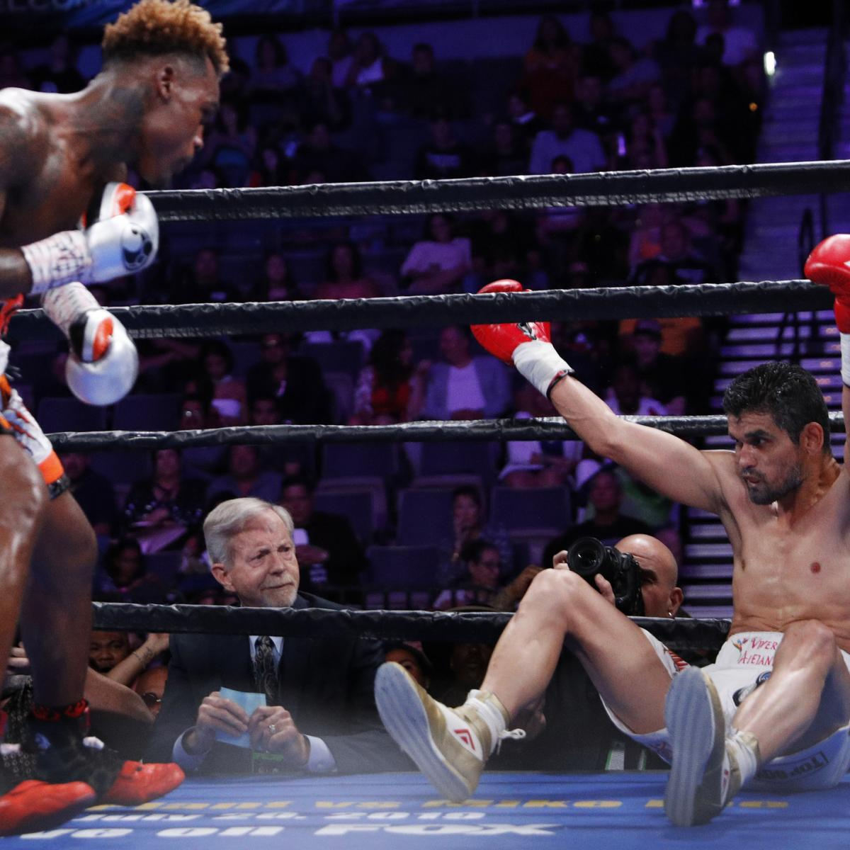 CSAC: Jermell Charlo's Bottle Only Contained Water Amid Tony Harrison Complaint