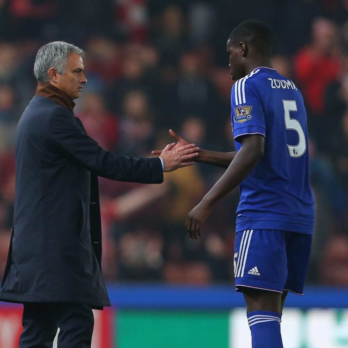Kurt Zouma Says Jose Mourinho Told Him He Was 'Rubbish' at Chelsea