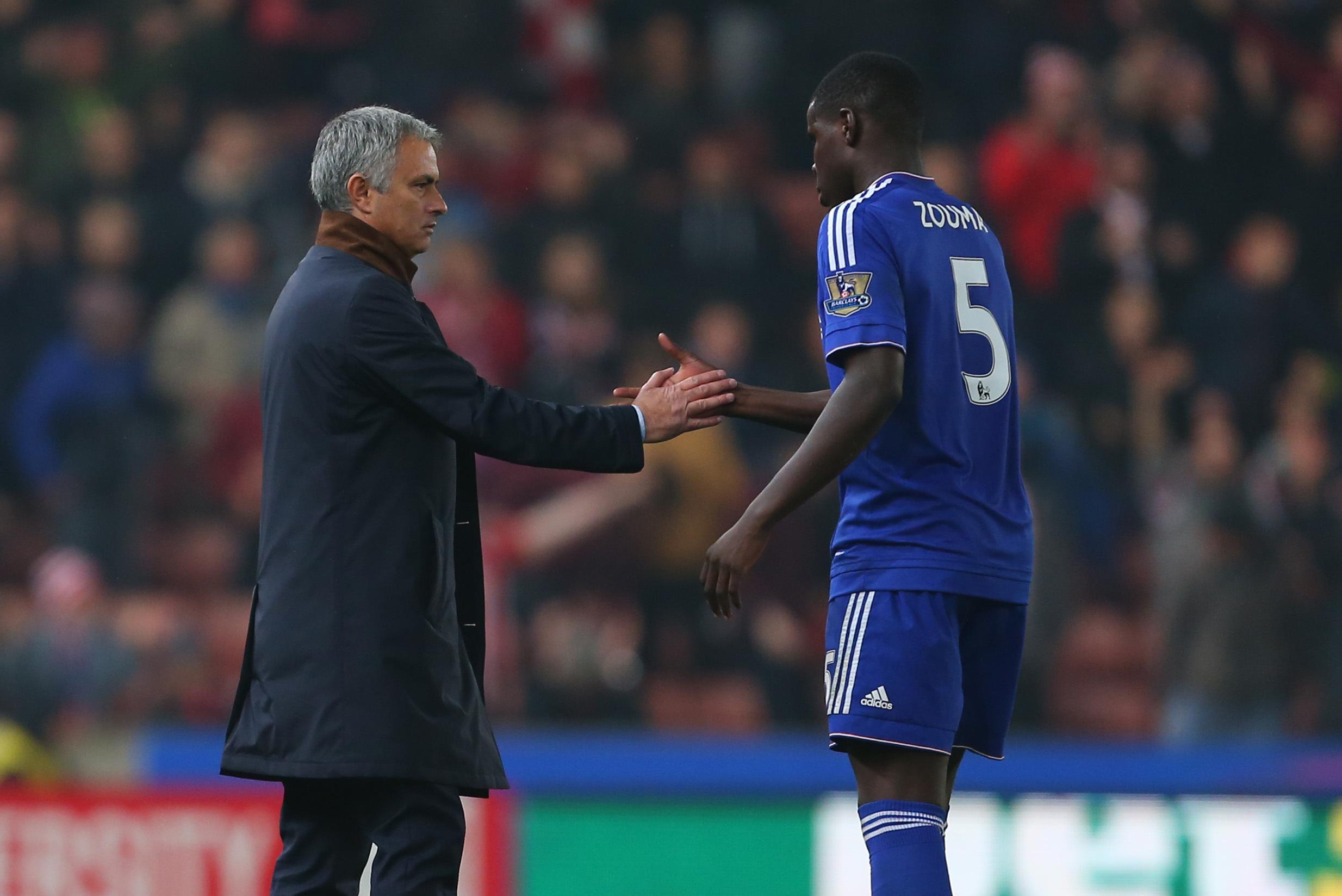 Kurt Zouma Says Jose Mourinho Told Him He Was 'Rubbish' at Chelsea ...