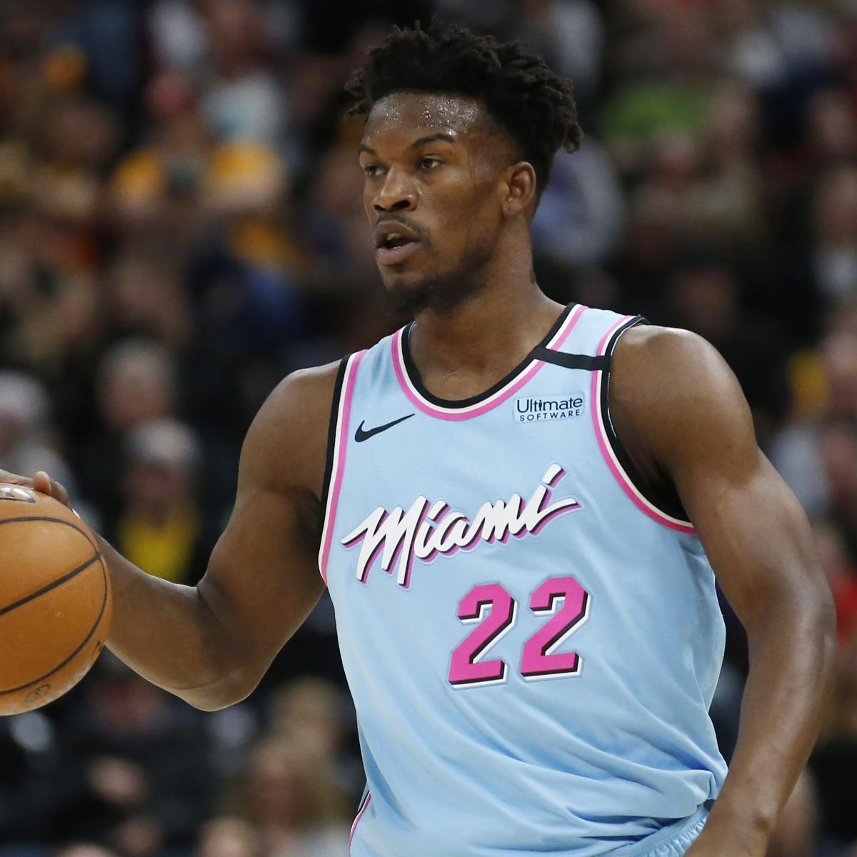 Jimmy Butler Praises Heat for Making Him Feel 'Wanted' and 'Appreciated'