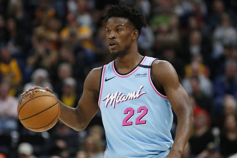 Jimmy Butler Praises Heat for Making Him Feel 'Wanted' and ...