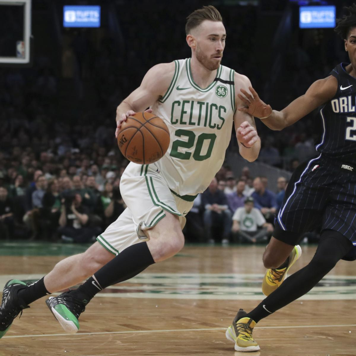 NBA Rumors: Analyzing Gossip on Gordon Hayward, Karl-Anthony Towns