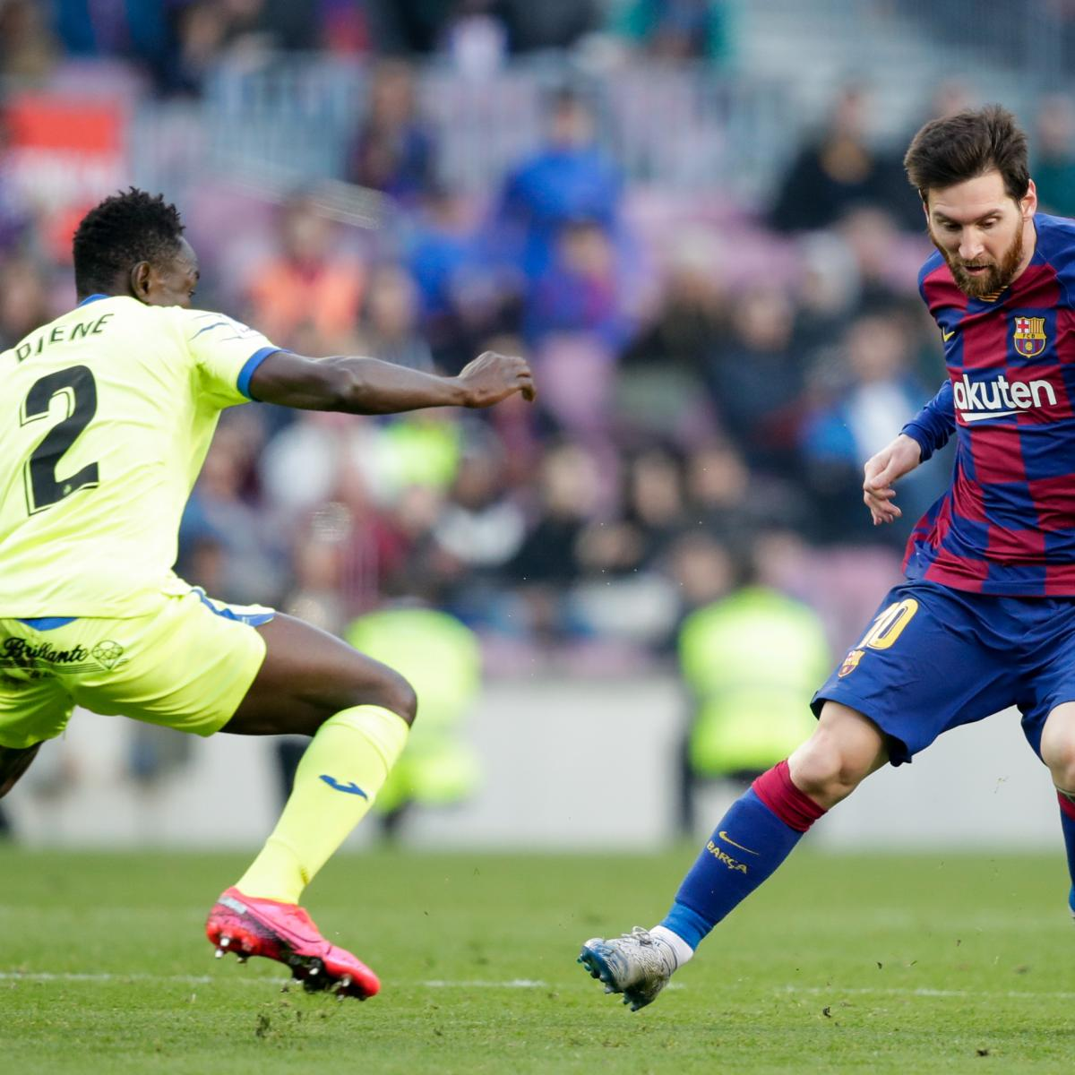 La Liga Results 2020: Scores and Updated Table After Saturday's Week 24 Matches