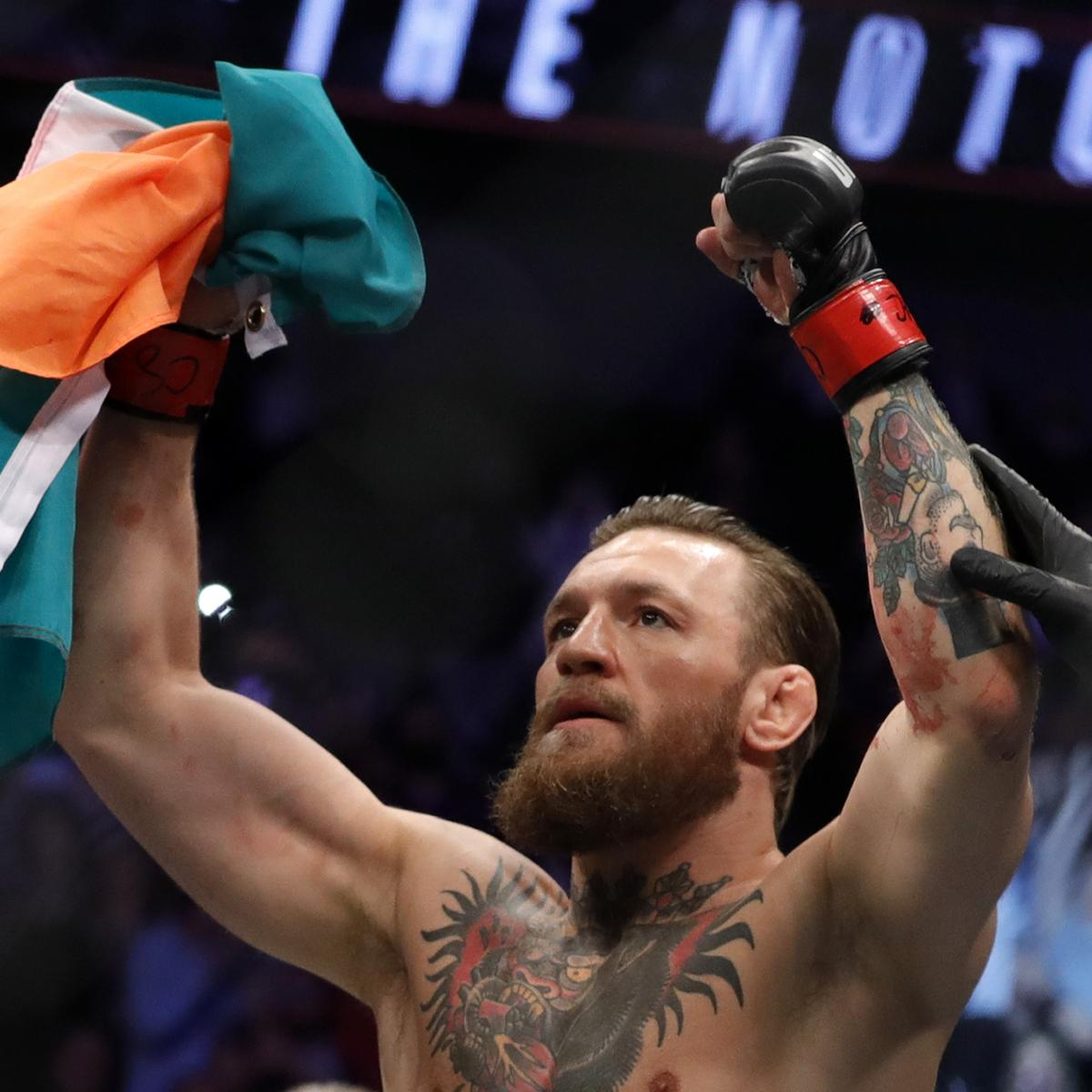 WWE's Becky Lynch Predicts Conor McGregor Would Beat Khabib in UFC Fight Rematch