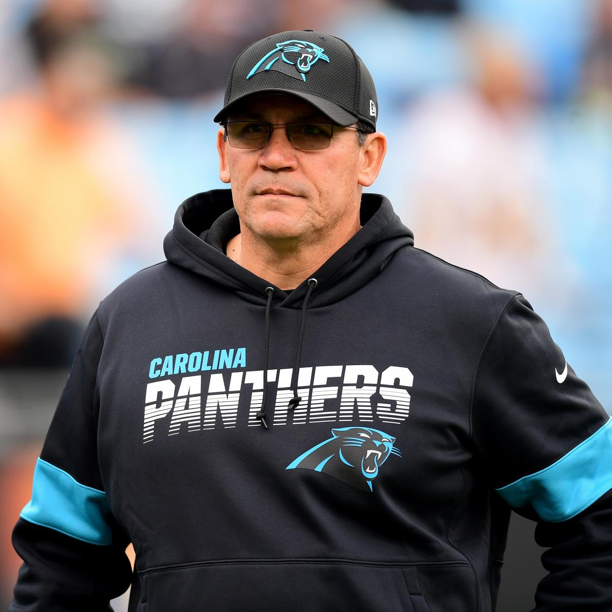 Redskins HC Ron Rivera Sells More Than $30K Worth of Panthers Items for Charity