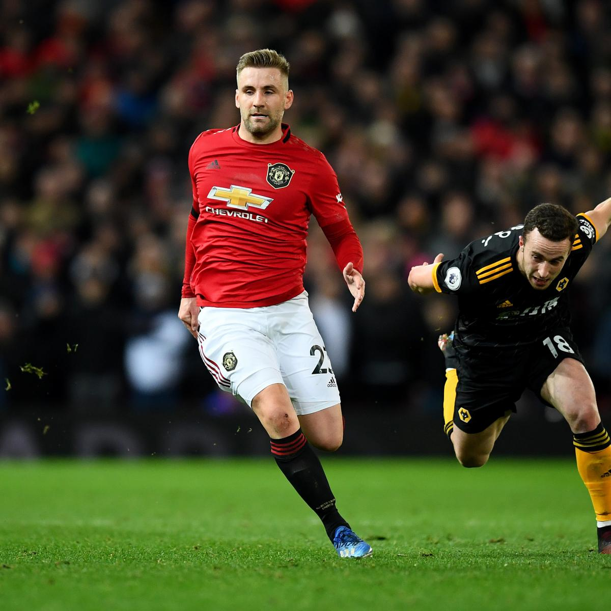 Luke Shaw Says Manchester United Are Scrutinised Harsher Than Arsenal