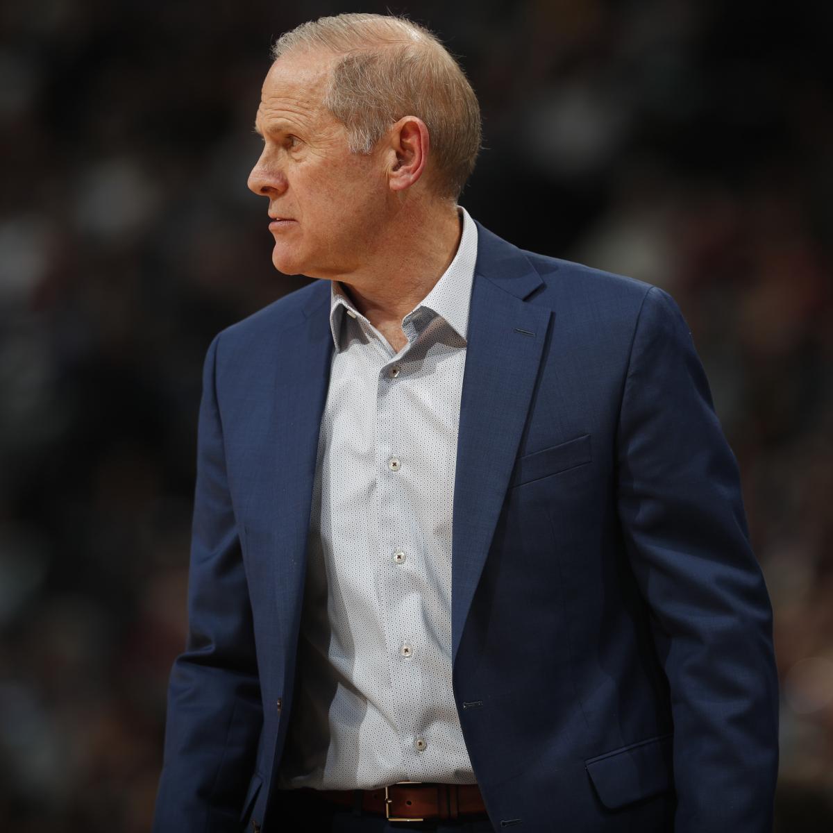 Cavaliers Rumors: John Beilein May Step Down as HC During All-Star Break